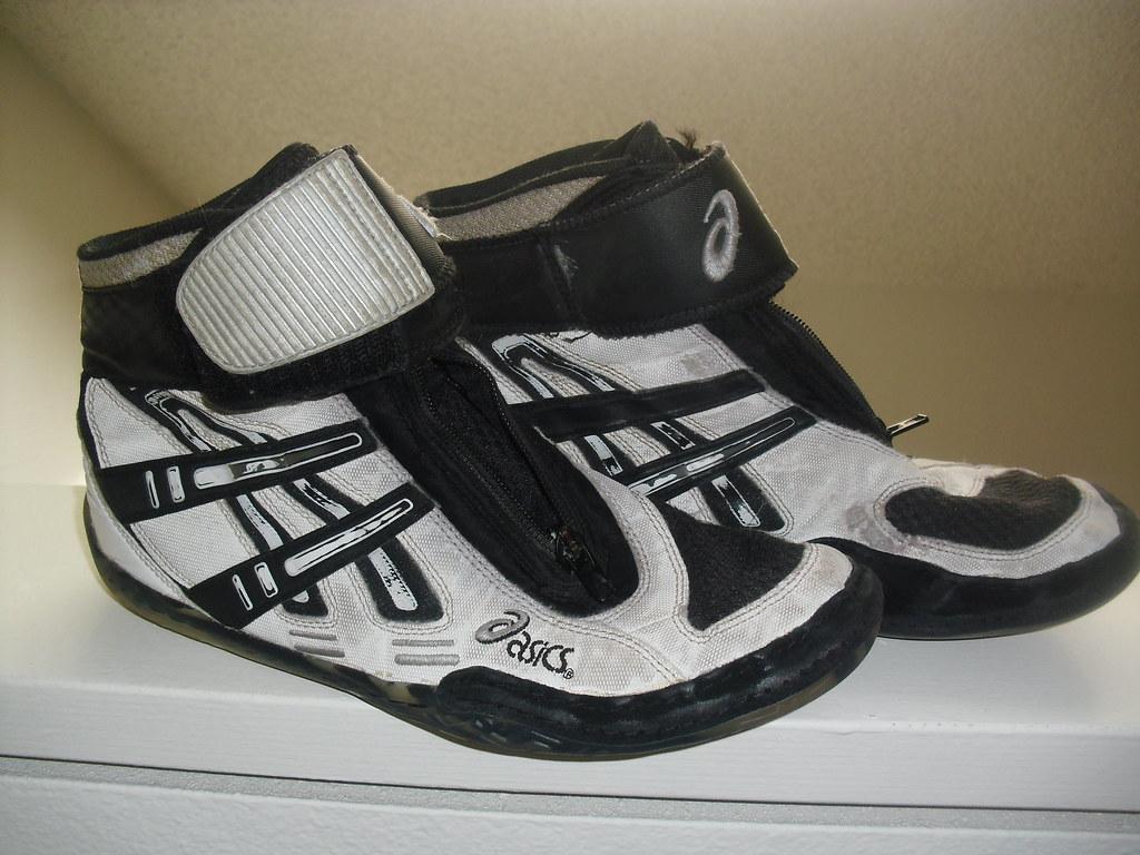 Asics Lyteflex Wrestling Shoes