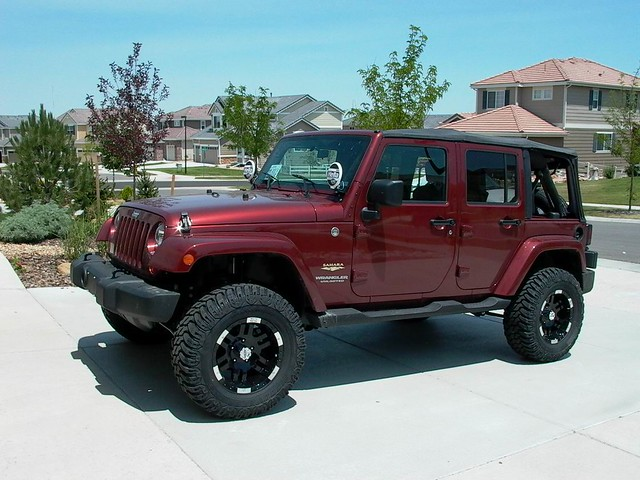 Jeep Wrangler Unlimited Flickr Photo Sharing