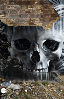 Skull In The Dirt | by hebazay