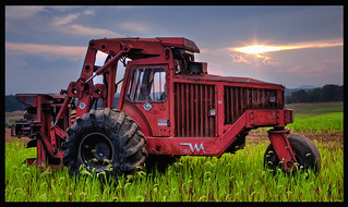 Red Tractor | by sydtran