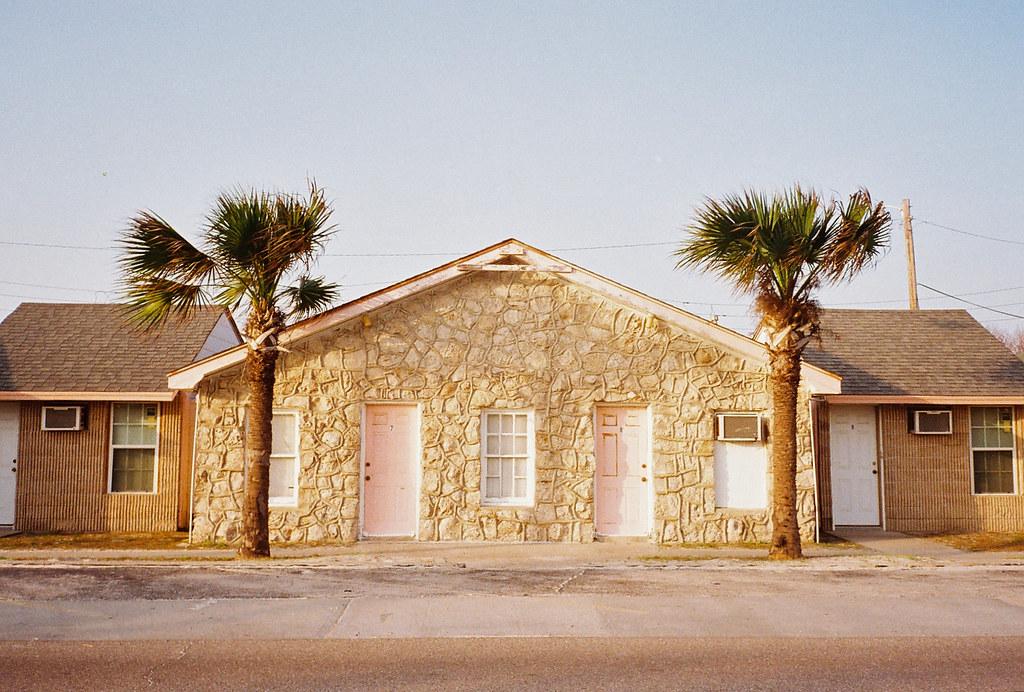 Rock Cottages Motel Port Aransas Texas Berlyjen Flickr