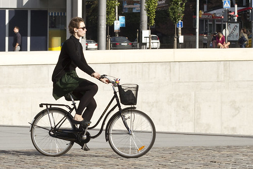 black rider | by Tallinn Cycle Chic