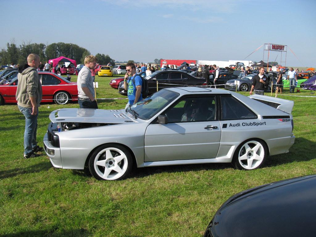 Audi Sport Quattro Nakhon100 Flickr