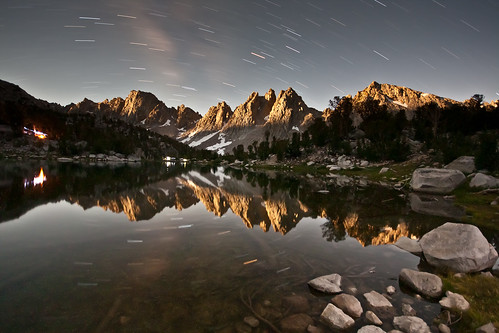 Kearsarge Pinnacles by Moonlight | by Jeff Pang