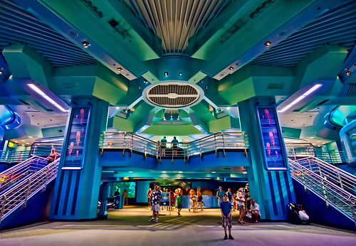 Inside The Seas Pavilion | by Allen Castillo
