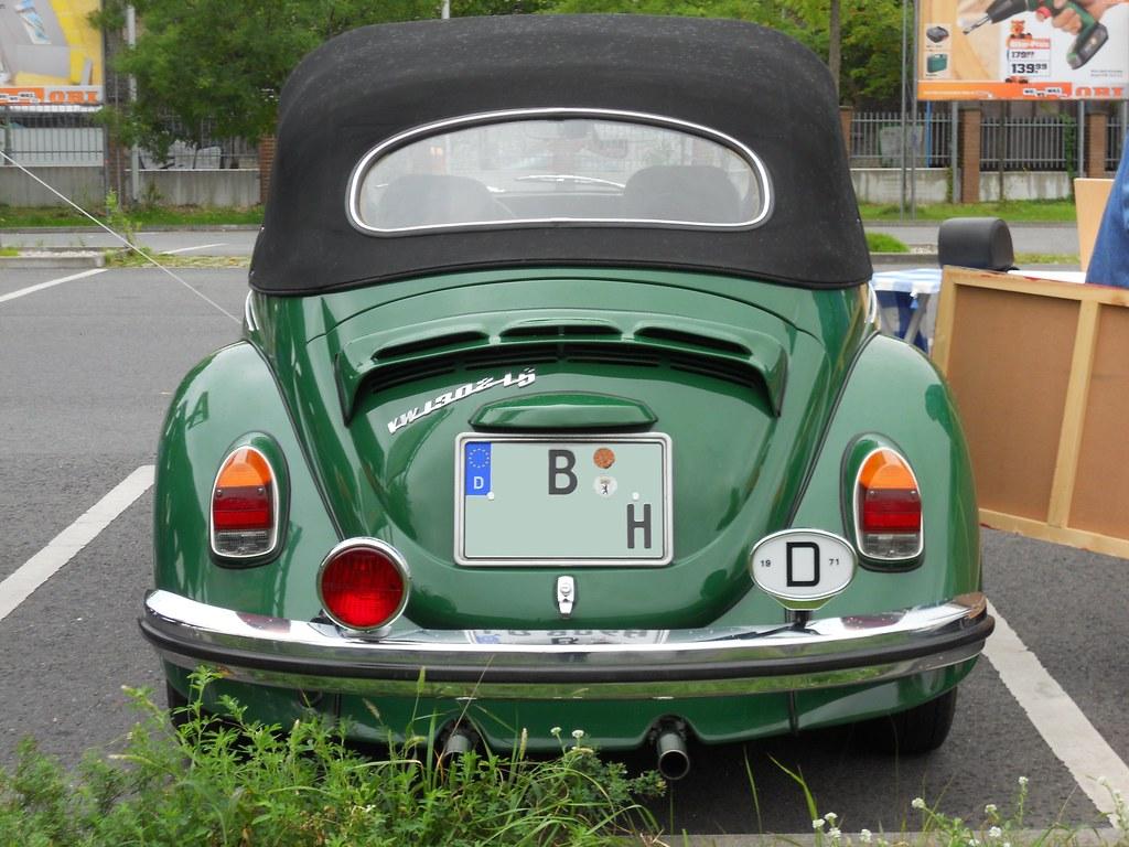 ... Volkswagen Beetle Cabrio 1302 LS (1971) | by Transaxle (alias Toprope)