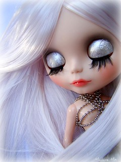 Silver girl | by ***MADAME MIX***