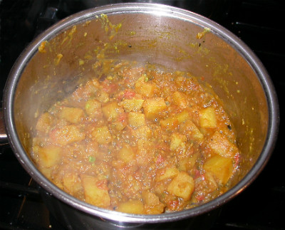 Potato Curry 1 | by Laura Rainbow Dragon