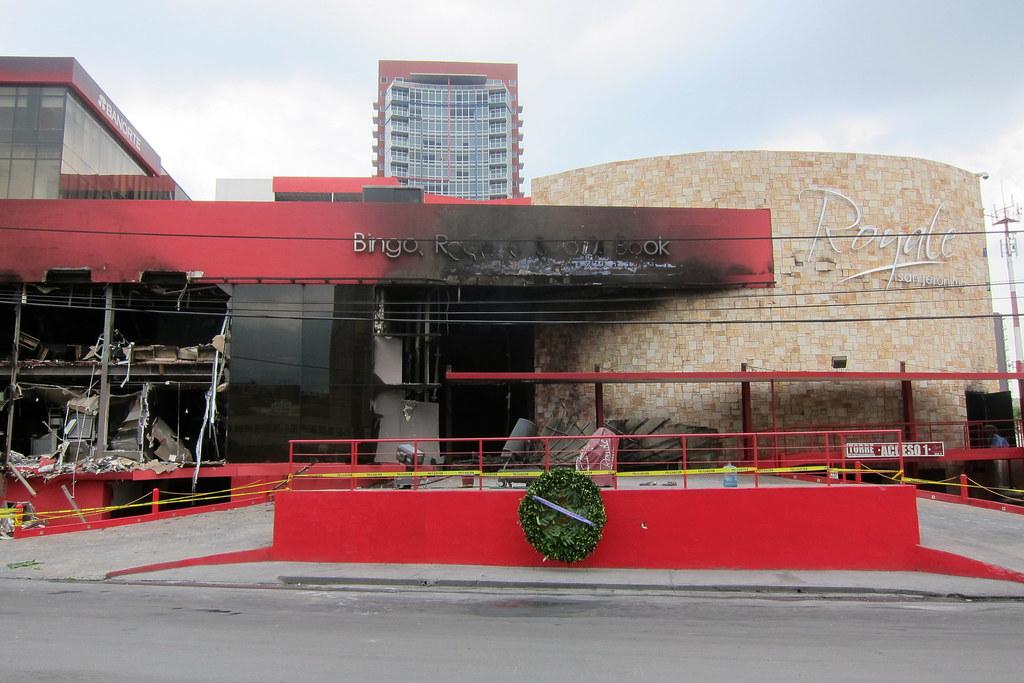 Casino fires list of online gambling companies