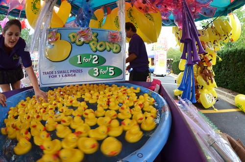 Duck Pond Carnival Game Duck Pond Carnival Game