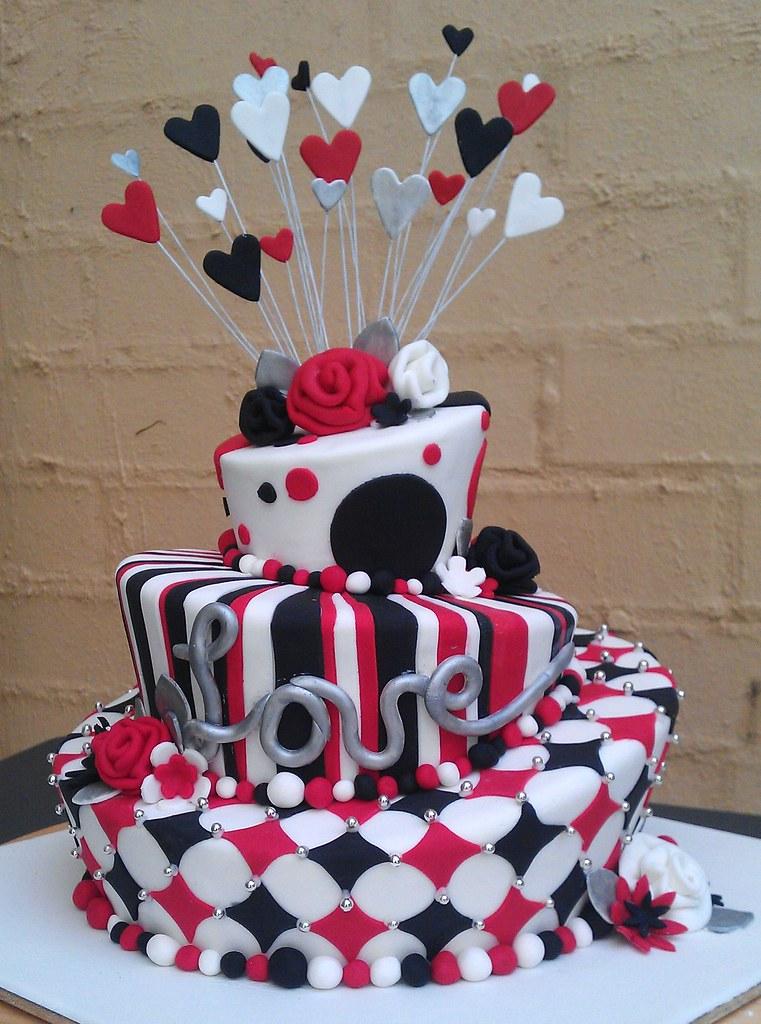 Images Mad Hatter Cake