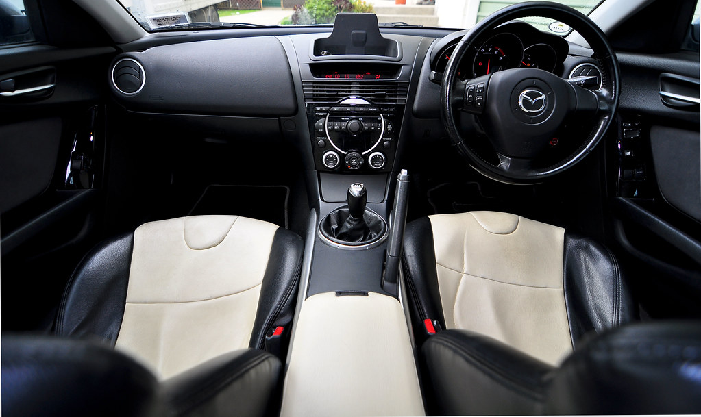 ... 2003 Mazda RX8 Interior | By Steven Li