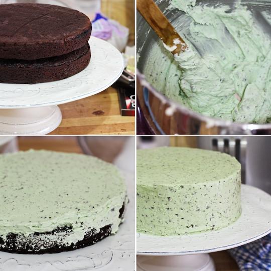 Mint Chocolate Chip Cake | Mint Chocolate Chip Cake www.rasp ...