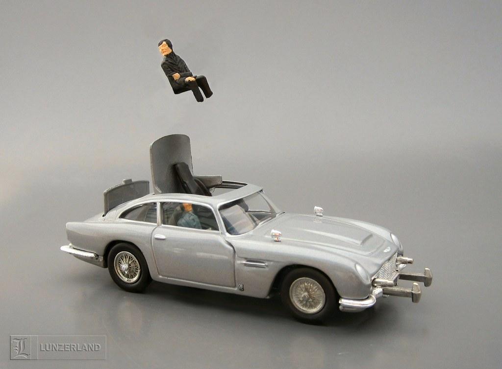 James Bond 007 - THUNDERBALL DIRECTOR\'S CUT ASTON MARTIN D… | Flickr
