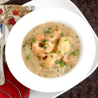 Cajun Shrimp Stew | by Tracey's Culinary Adventures