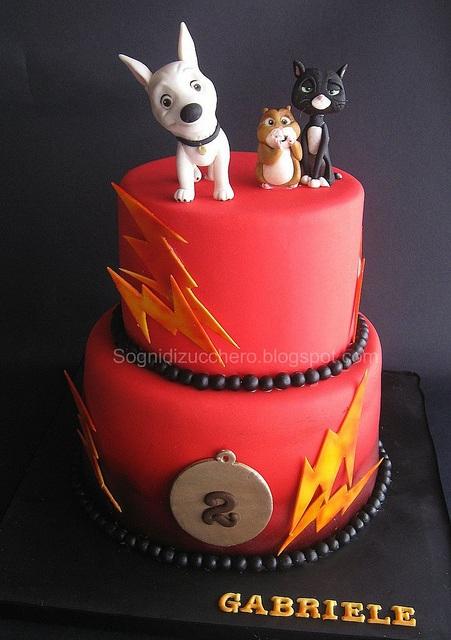 Amazing Disney Birthday Cakes