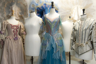Colourful Costumes © ROH 2011 | by Royal Opera House Covent Garden