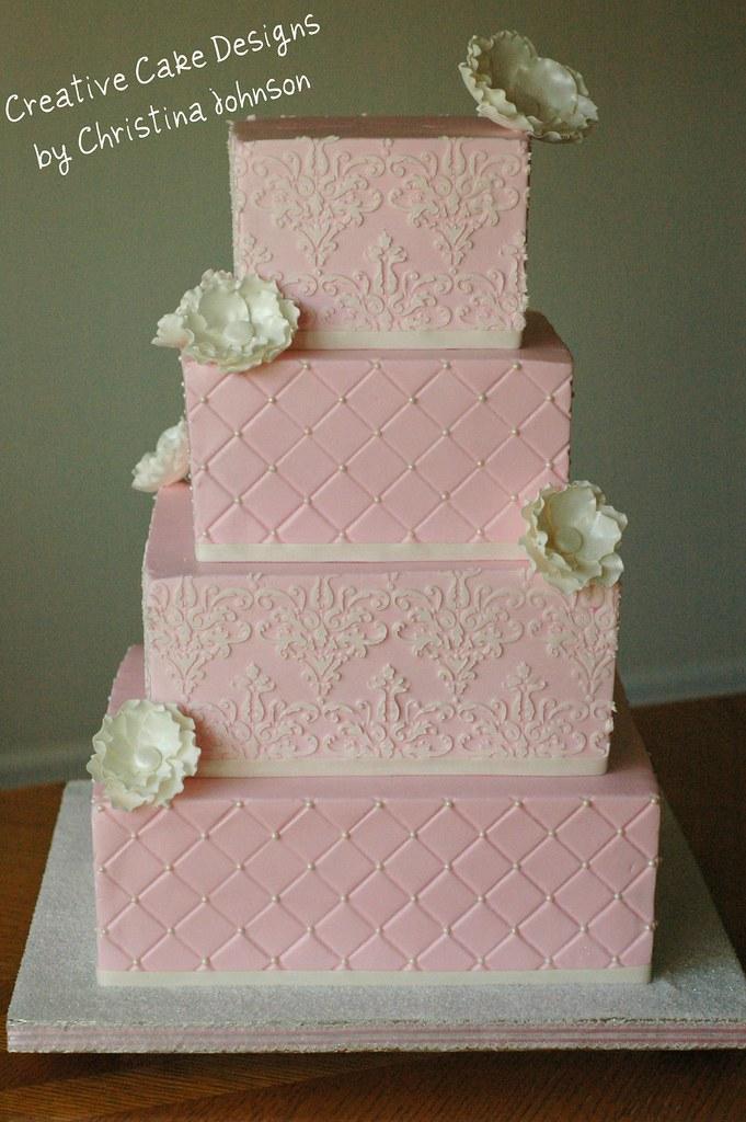 Quilting Cake Design