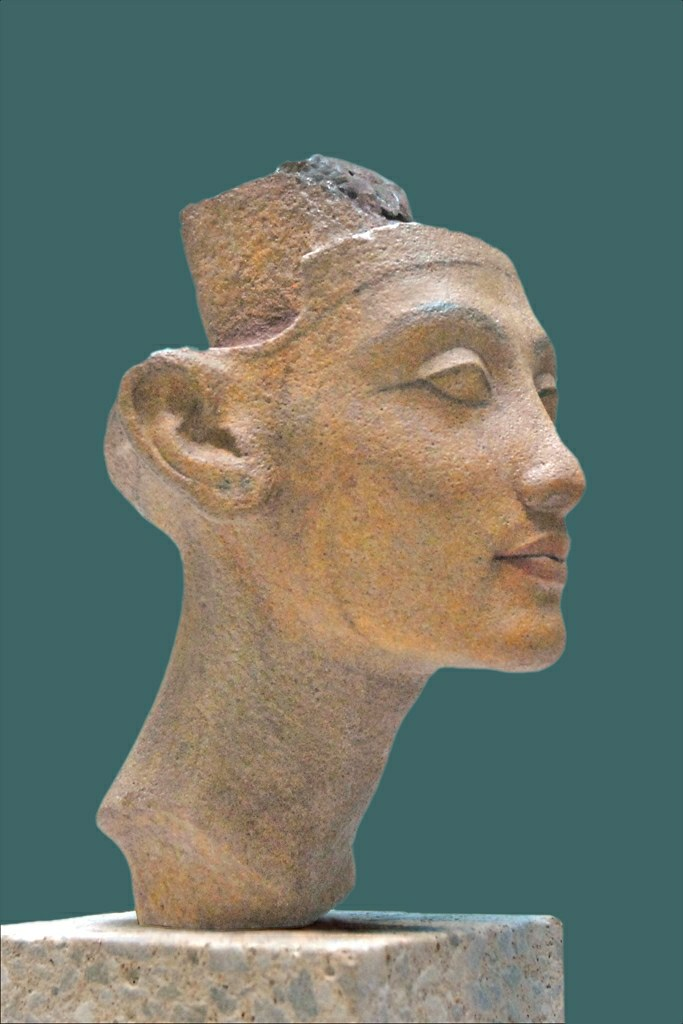Art Car Museum >> Nefertiti ou Meritaten (Neues Museum, Berlin) | Tête d'une ...
