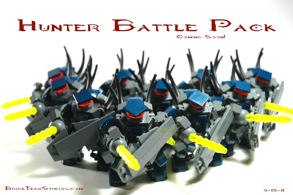 Hunter Battle Packs Coming Soon Finally The Last Package Flickr