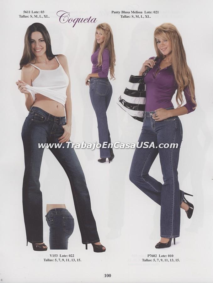 Catalogo Vicky Form Blusas Pantalones Jeans Moda Juvenil C… | Flickr