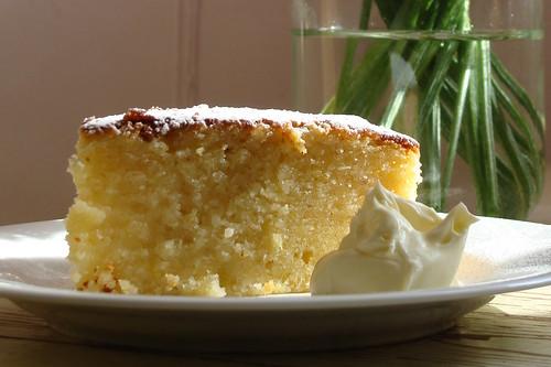 Lemon Almond Cake Nigella