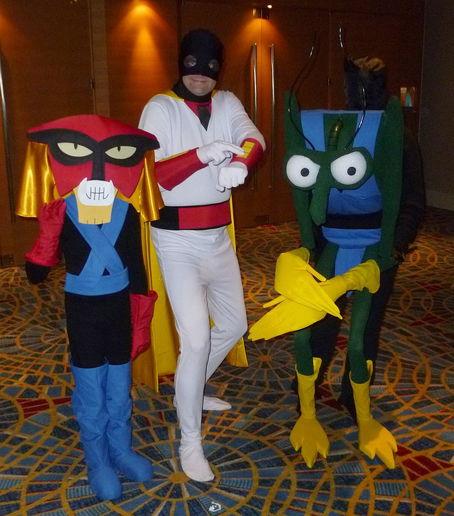 space ghost br - Space Ghost Halloween Costume