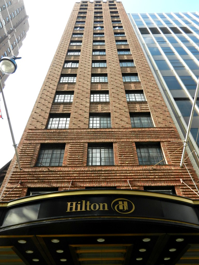 Hilton Manhattan East (the Former Tudor Hotel)