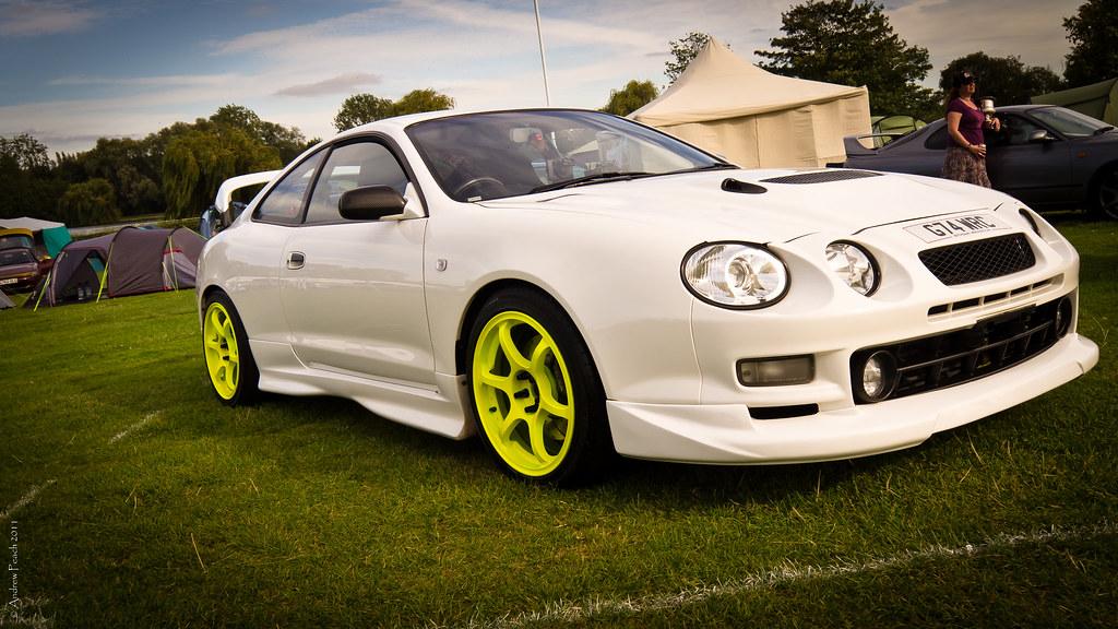 Toyota Celica Gt 4 Andrew Peach Flickr