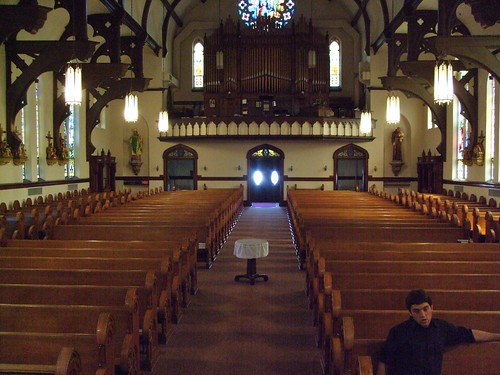 Sacred Heart Church Rock Island