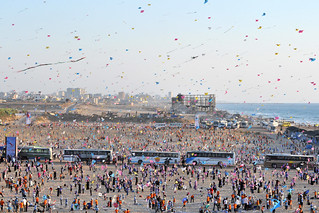 Palestinian Children Break World Record for Kite Flying | by United Nations Photo
