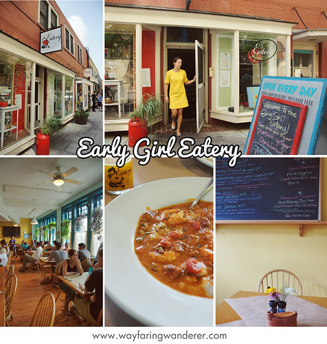 Early Girl Eatery | Local Restaurant in Downtown Asheville, NC | by Wayfaring Wanderer