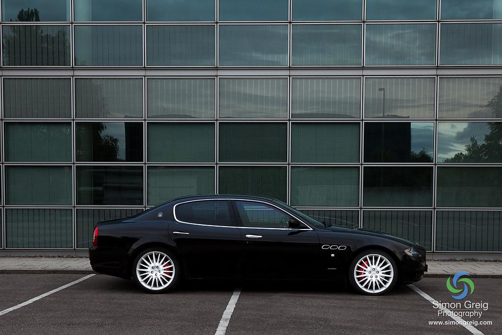 2010 Maserati Quattroporte Sport Gt S Simon Greig Flickr