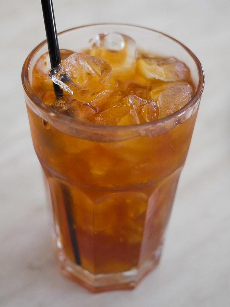Teh O Ais Iced Black Tea Blogged At Www