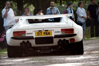 De Tomaso Pantera GTS | by FurLined
