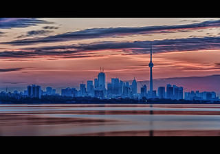 Toronto Skyline | by Calvin J.