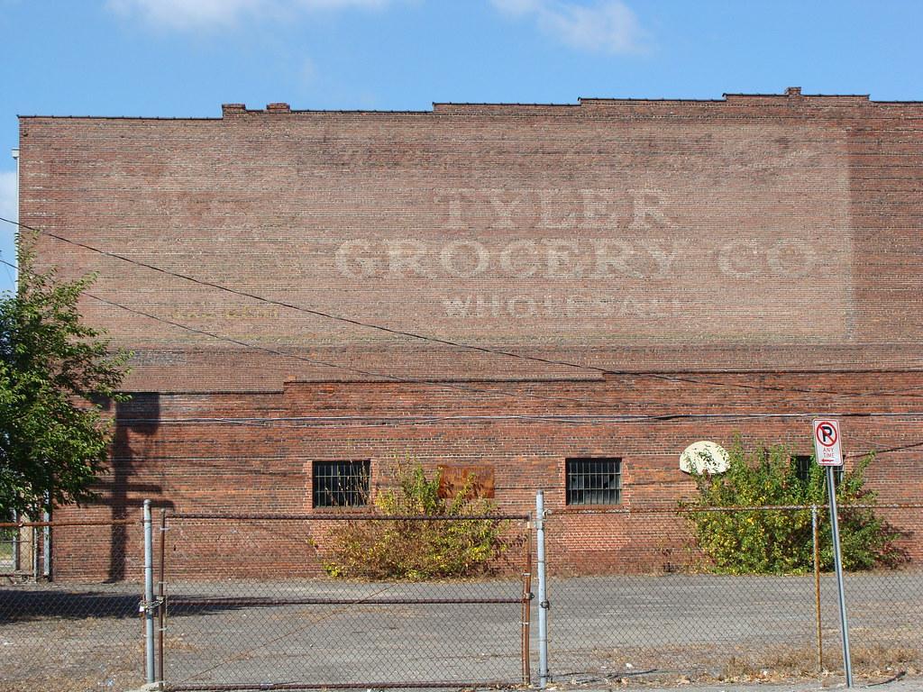 Tyler Grocery Co Wholesale Birmingham Al Ghost Sign O Flickr