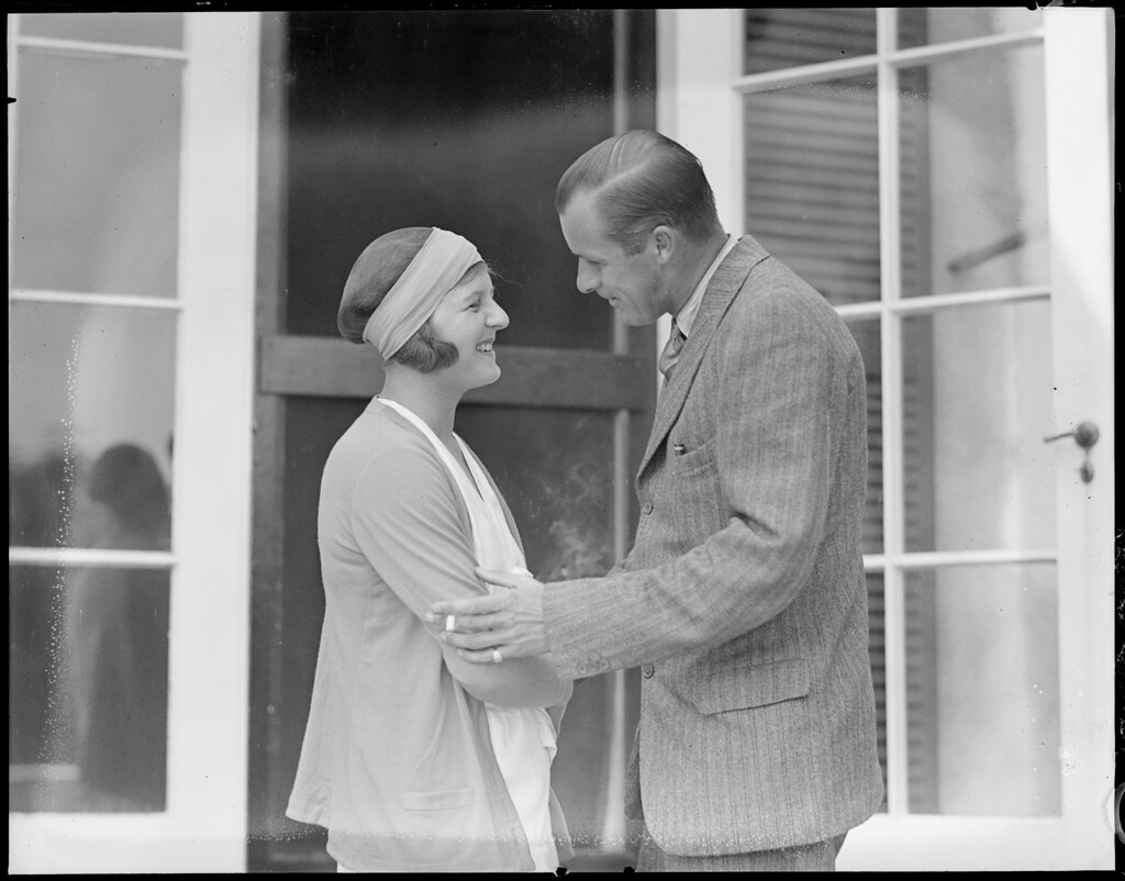 Bill Tilden Betty Nuthall Longwood File name 08 06 01…