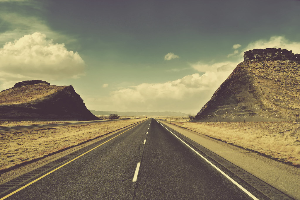 """""""Vanishing Point (Vintage)"""" (On Getty Images) (Explored #4 ..."""