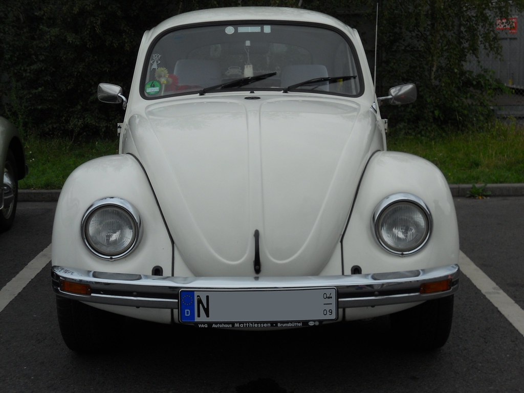 Volkswagen Vocho (¿ 1990 ?)   VW Käfer (German: beetle; Alem…   Flickr