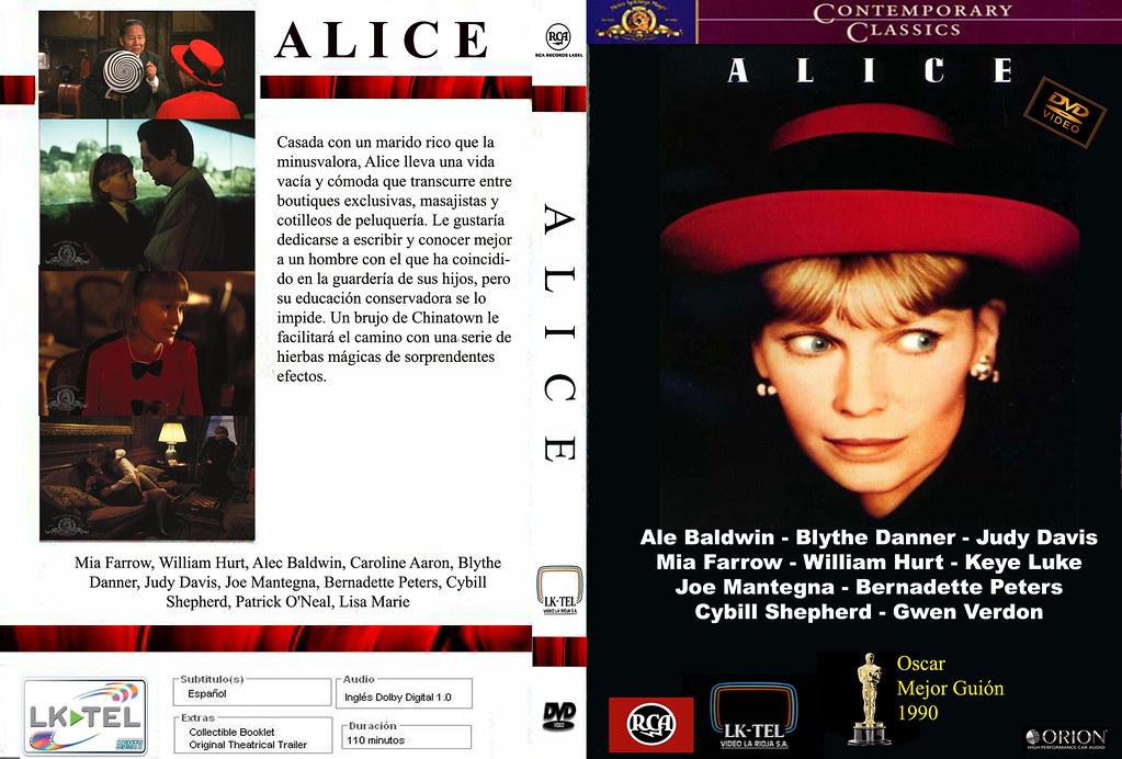 alice 1990 woody allen...