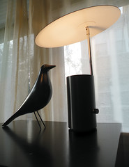 Re-issue George Nelson 'Half-Nelson' lamp! | FINALLY!!! I've… | Flickr