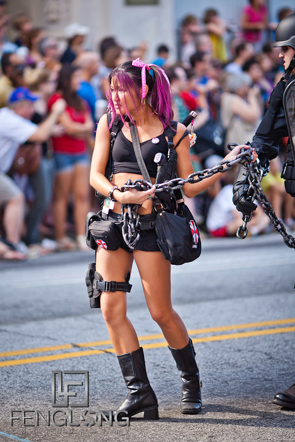 resident evil umbrella corporation cosplay at the 25th ann flickr