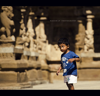 Children are like wet cement. Whatever falls on them makes an impression. | by Rakesh JV