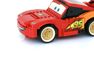 8484 Ultimate Build Lightning Mcqueen - 9 | by fbtb