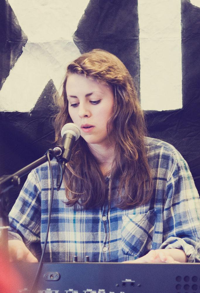Eline Thorp, Musikkverket 21.05.11