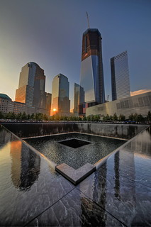 9/11 Memorial | by 1982Chris911 (Thank you 5.500.000 Times)