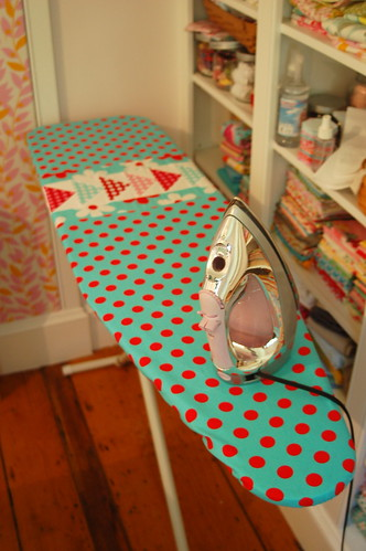 new ironing board cover | by amydunn