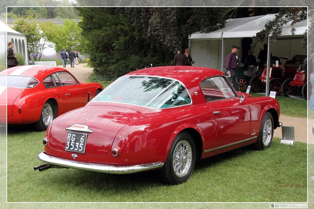 1953 1954 Alfa Romeo 1900 C Pininfarina Coup 233 04 Flickr