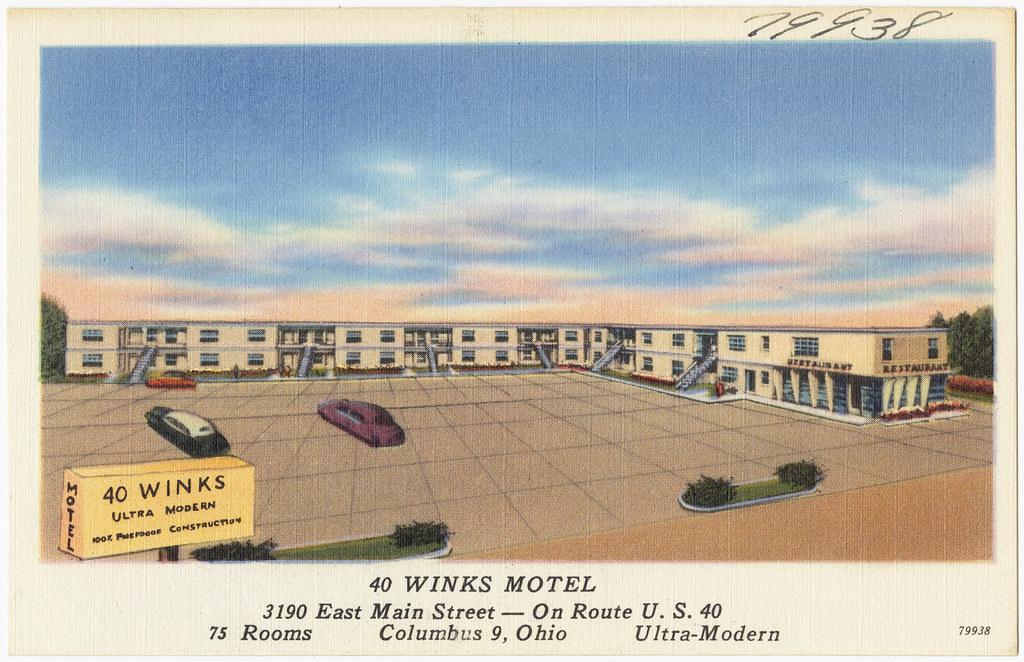 Motels On East Main Street Columbus Ohio